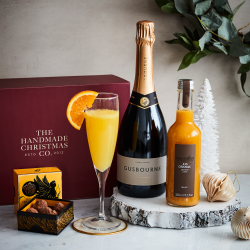 The Mimosa And Champagne Truffles Gift Box