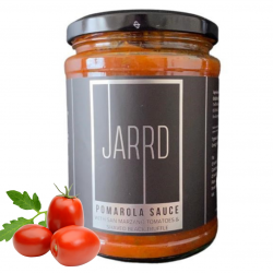 Tuscan Pomarola Sauce with San Marzano Tomatoes & Shaved Black Truffle
