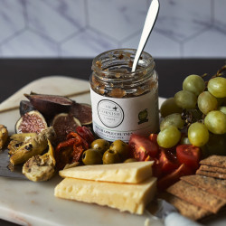 Spiced Apple Chutney with St Ives Cider