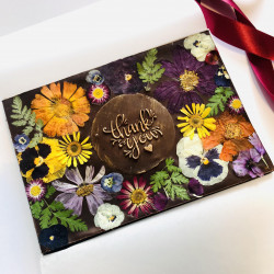 'Thank You' Fudgy Brownie Gift Box