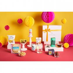 Best Vegan, Gluten & Alcohol-Free Gift Box Hamper In One!