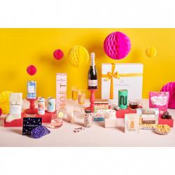 Harding Gomez luxury Moet etc Chandon Champagne gift box hamper