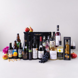 Welsh Drinks Cabinet Hamper