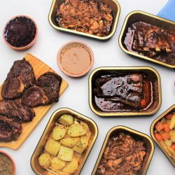 BBQ Essentials Food Kit