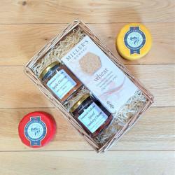 Cheese & Chutney Gift Hamper - Midi