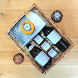 Wine & Cheese Gift Hamper - Maxi