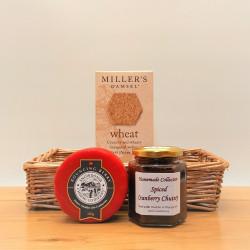 Cheese & Chutney Gift Hamper - Mini