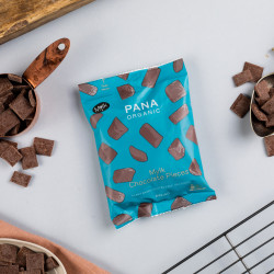 Pana Organic Bake - Mylk Chocolate Pieces