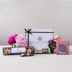 Welsh Luxury Vegan Chocolate Letterbox Hamper