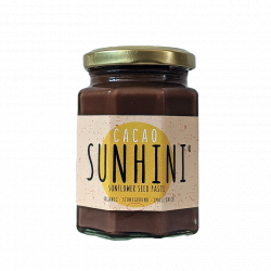 Cacao Sunhini - Sunflower Seed Based Spread