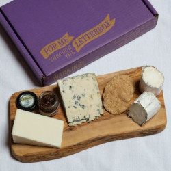 The Goat Cheeseboard - Letterbox Gift