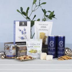 Gin & Treats Gift Hamper