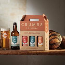 Glass + 3 Artisan Bread Beer Giftbox