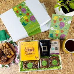 'Gardening' Treats & Tea Gift