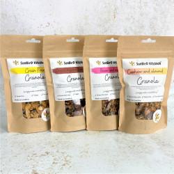 Mixed Granola Taster Selection