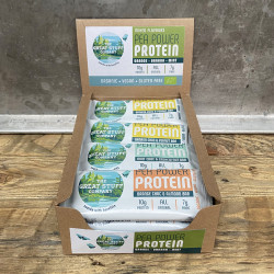 Pea Power Protein Bars, Mixed Flavours, Box of 16