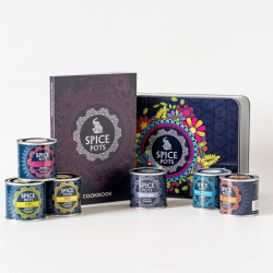 Luxury Indian Spice Gift Tin