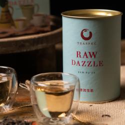 Raw Dazzle, Raw Pu'er Loose Tea, 50g