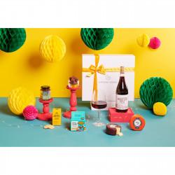 Wine, Cheese & Chocolate Truffles | 'Christmas Crackers'