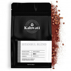 Freshly Roasted | Istanbul Blend - Rich Flavour | Turkish Coffee