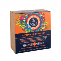 The Ultimate BBQ Spice Kit