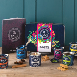 Spice Pots Good Luck Gift Box - Luxury Spice Kit