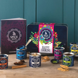 Happy Cooking Gift Box for Curry Lovers