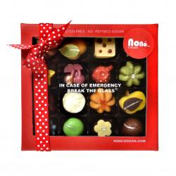 Nono Cocoa - Emergency - Vegan Chocolate Gift Box