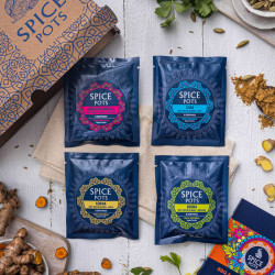 Ultimate BBQ Spice Letterbox Kit