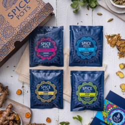 Curry Lovers Letterbox Gift Box