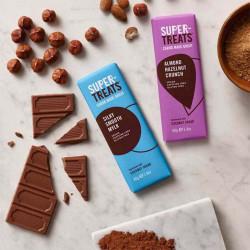 The Six Mix Carob Chocolate (6 X 40g Bars)