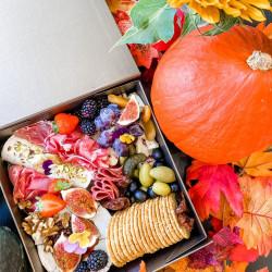 Autumn Cheese Grazing Box