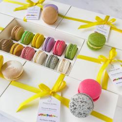 Gourmet Macaron Selection Box - Classic Assortment
