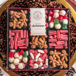 Merry Christmas Candy Selection Set