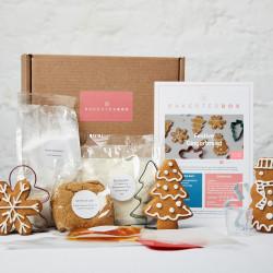 Festive Gingerbread Baking Kit