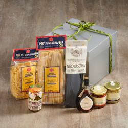 Italian Fishy Five Minute Meals Gift Box