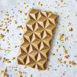 Honeycomb Amber Pyramid Bar
