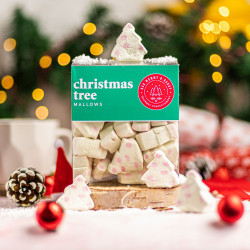 Christmas Tree Mallows