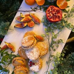 Fig & Flower Christmas Bakery Box