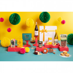 'Rebel Without A Claus' | The Ultimate Christmas Hamper