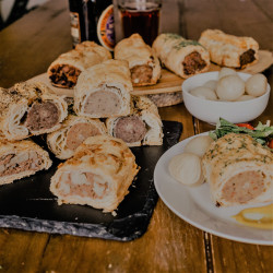 Gourmet Sausage Roll Bundle
