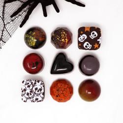 Halloween Chocolate Selection Box