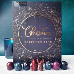 Luxury Handmade Chocolate Advent Calendar