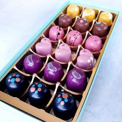 The Chocolatiers Selection - Box of Luxury Handmade Chocolates