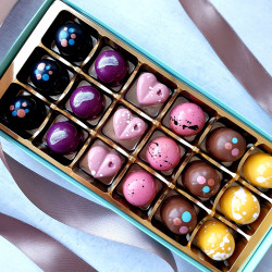 Choose Your Own Flavours - Box of Luxury Handmade Chocolates