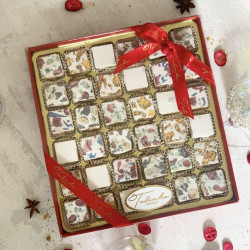 Christmas Nougat Deluxe Gift Box (36 pieces)