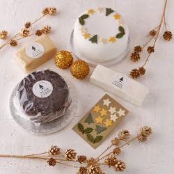 DIY Sherry Christmas Cake Kit