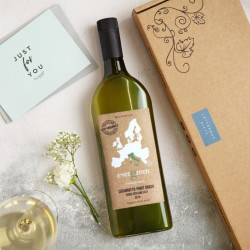 Letterbox Wine - Organic Pinot Grigio White Wine