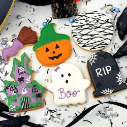 Halloween Biscuit Gift Set
