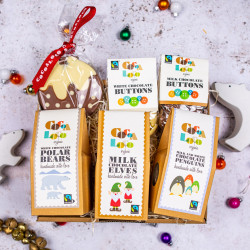 The Tree Mendous Christmas Chocolate Gift Box